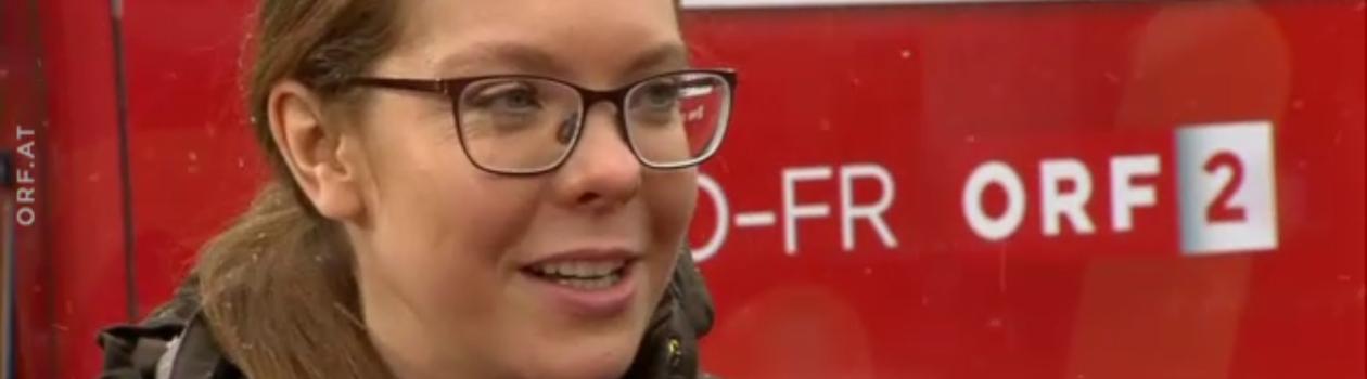 Melanie Hausler ORF2